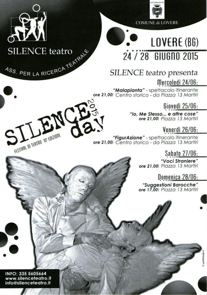 Silence day 2015